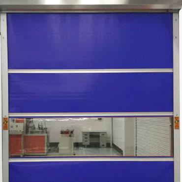 Bolin Doors and Windows - PVC High Speed Door (PHD)