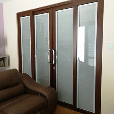 Bolin Doors and Windows - Magallanes Residential Projects