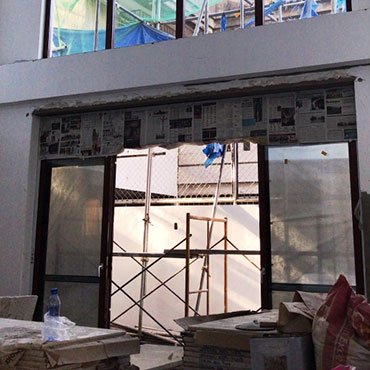 Bolin Doors and Windows - Quezon City Residential Projects